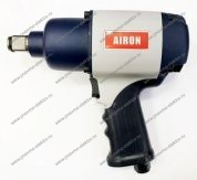 "Пневмогайковерт Airon IT350-A1 (881 Nm, 3/4"", 2.7 кг, Twin Hammer, 7500 об/мин)"